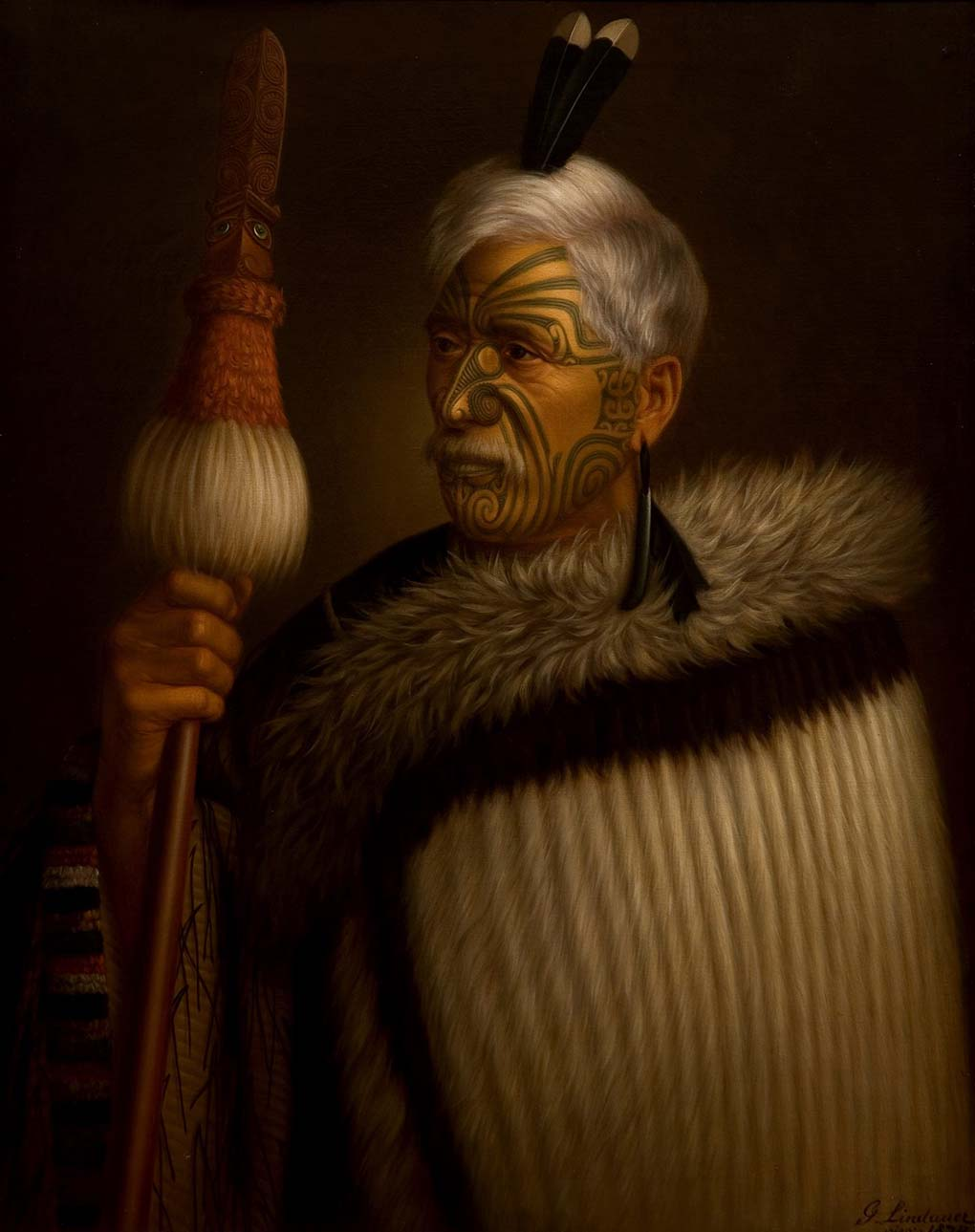 Maori Portraits